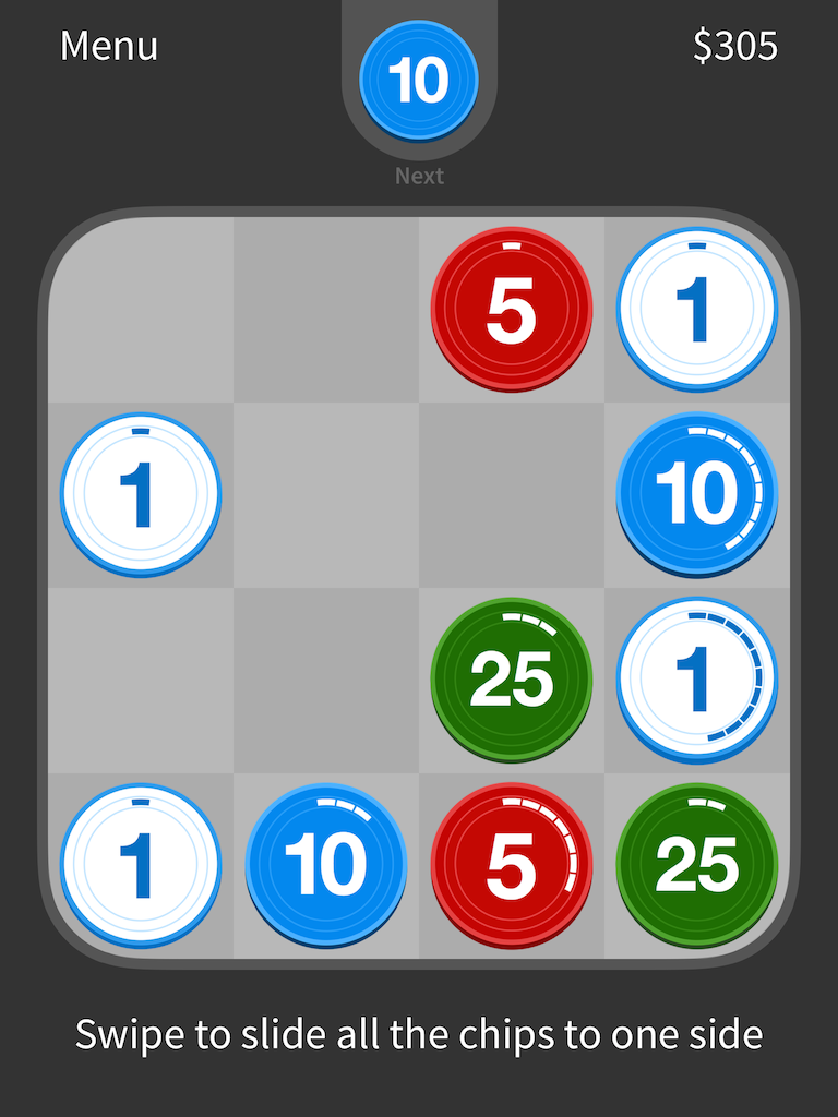 Puzzle Chips Screenshot 1
