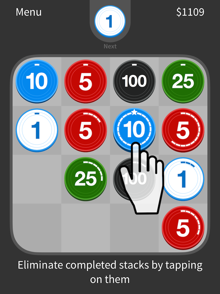 Puzzle Chips Screenshot 3