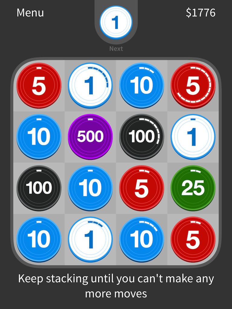 Puzzle Chips Screenshot 4