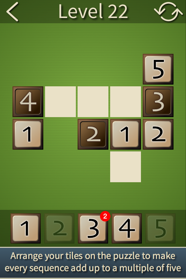 Five-O Puzzle Pro Screenshot 2
