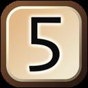 Five-O Icon