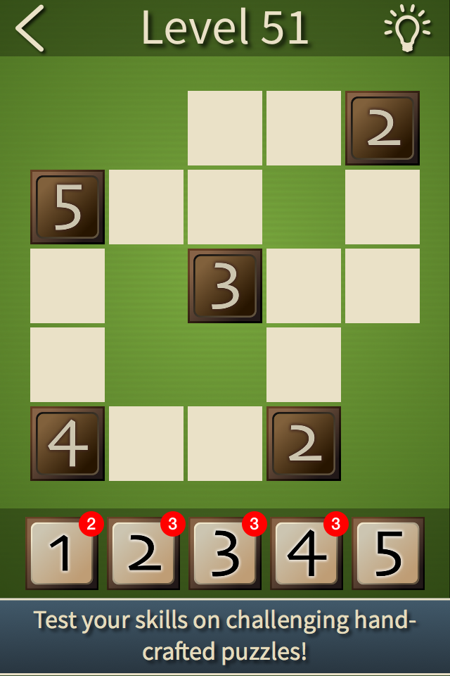 Five-O Puzzle Pro Screenshot 3